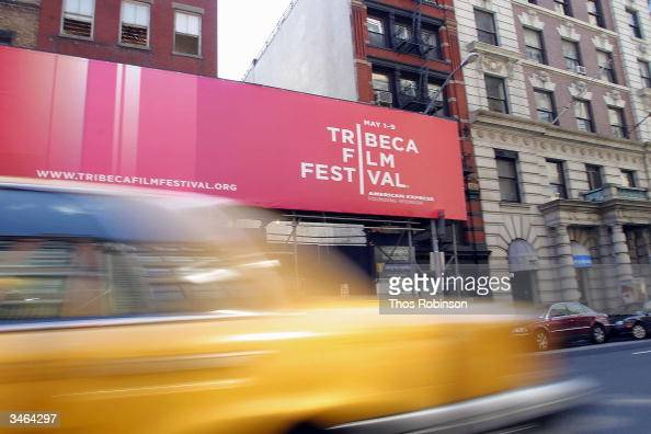 Tribeca Film Festival Tickets Go On Sale at the Tribeca Film Festival Box Office on April 24 2004 in New York City