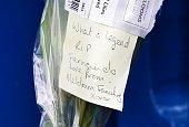 GBR: Tributes To Former Player Fernando Ricksen At Ibrox Stadium