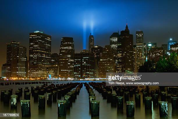 9-11-11 Tribute in Lights