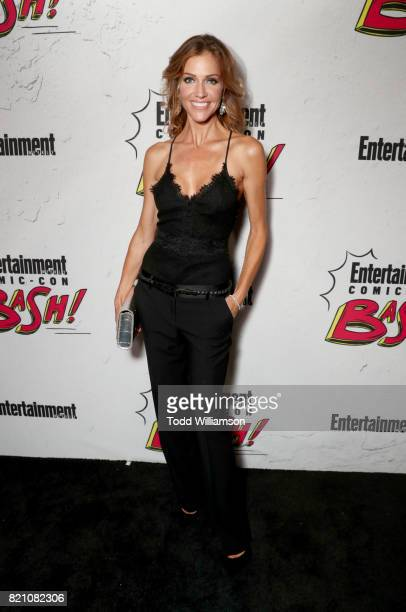Tricia Helfer at Entertainment Weekly's annual ComicCon party in celebration of ComicCon 2017 at Float at Hard Rock Hotel San Diego on July 22 2017...