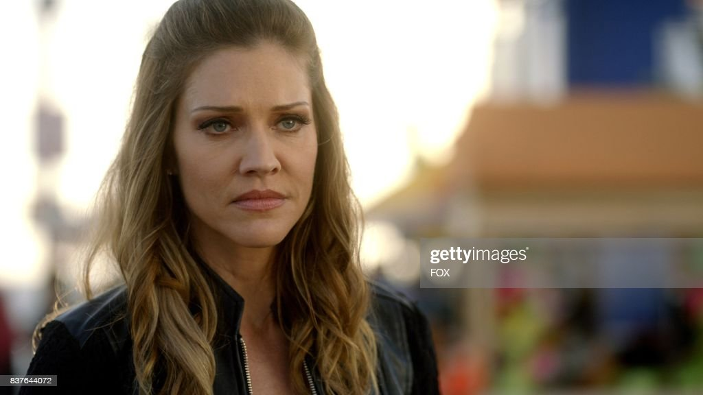 Tricia Helfer in the The Good, the Bad and the Crispy season finale episode of LUCIFER airing Monday, May 29 (9:01-10:00 PM ET/PT) on FOX.