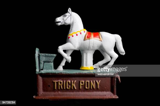 Trick Pony Coin Bank