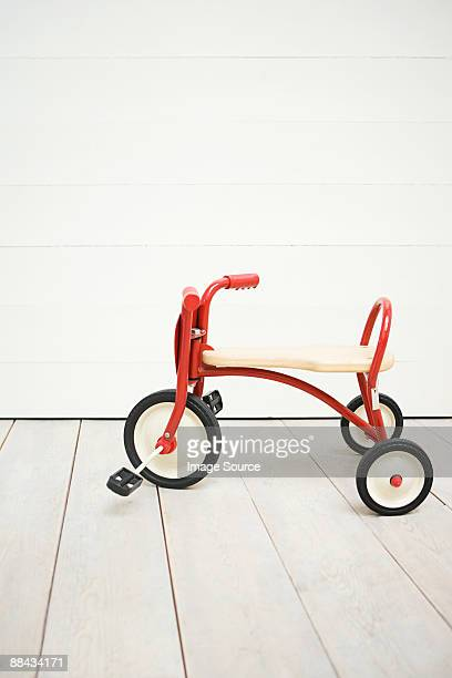 A tricycle
