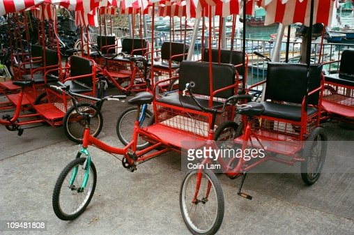 Tricycles for Hire