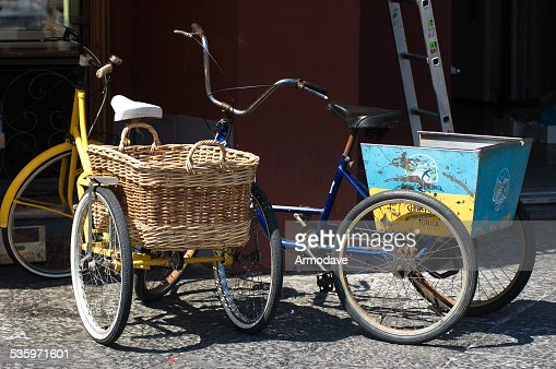 Tricycles : Stock Photo