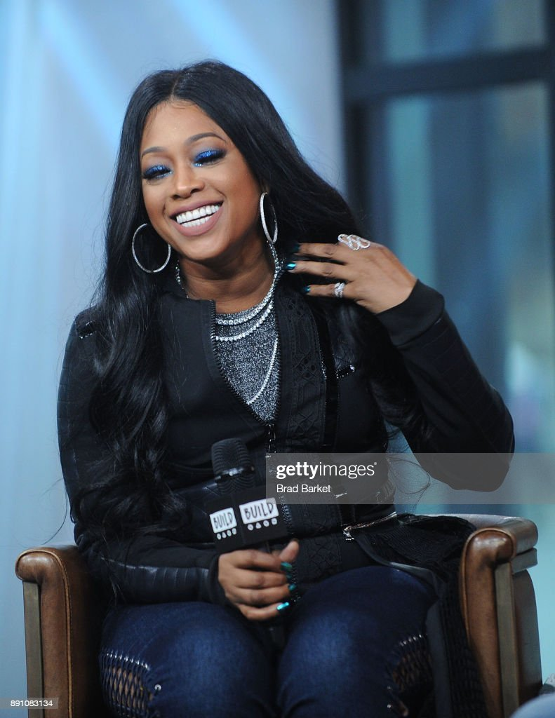 "Build Presents Trina Discussing ""Love and Hip Hop: Miami"""
