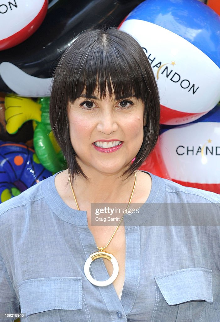 Trina Turk attends the 2013 Chandon American Summer Soiree at The Beach at Dream Downtown on May 21, 2013 in New York City.