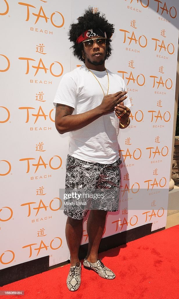 Trinidad James attends the grand opening season of Tao Beach at the Venetian Hotel and Casino on May 4, 2013 in Las Vegas, Nevada.