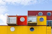 Trinity Buoy Wharf, Poplar, London, England, United Kingdom