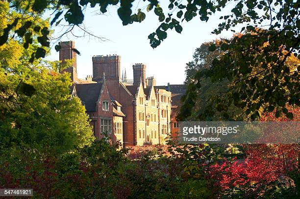Trinity Hall College Cambridge University UK