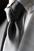 Beautiful Trinity Knot tie