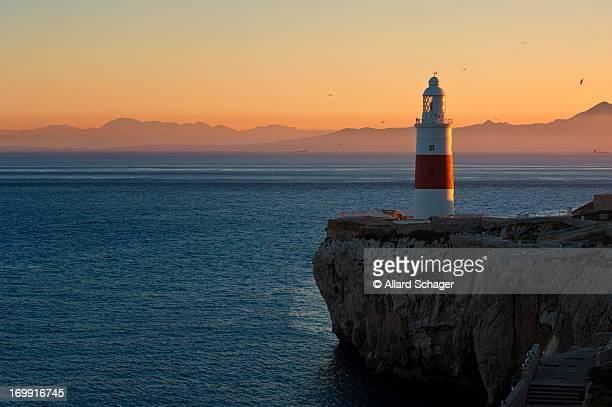 Trinity Lighthouse Gibraltar