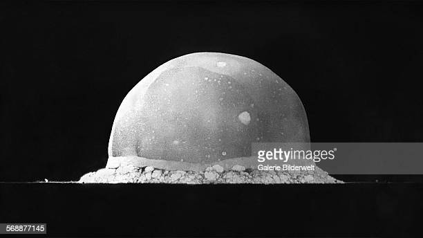 Trinity was the code name of the first detonation of a nuclear weapon conducted by the United States Army as part of the Manhattan Project 16th July...