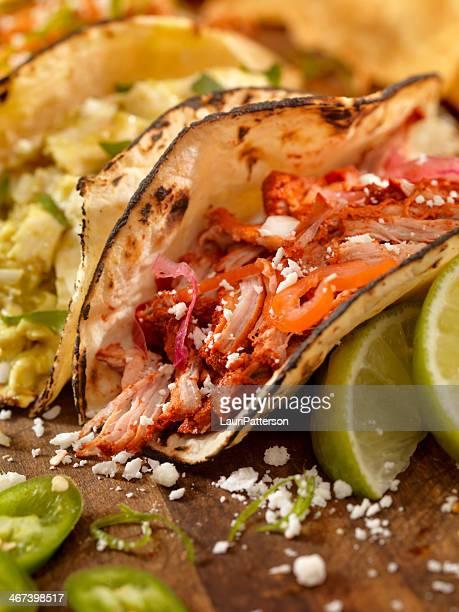 Trio de tacos