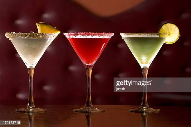 Triple Martinis