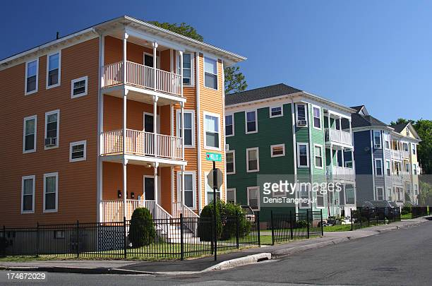 Triple-Decker Homes