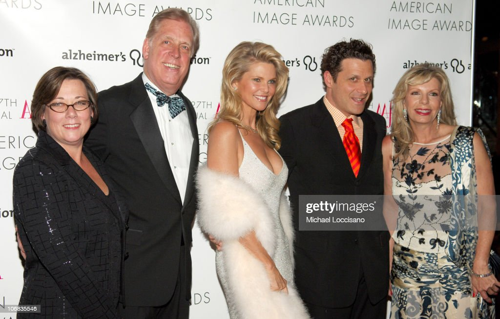 Trish Adams Target Senior Vice President Paul Charron Chairman and CEO of Liz Claiborne Christie Brinkley Isaac Mizrahi and Princess Yasmin Aga Khan
