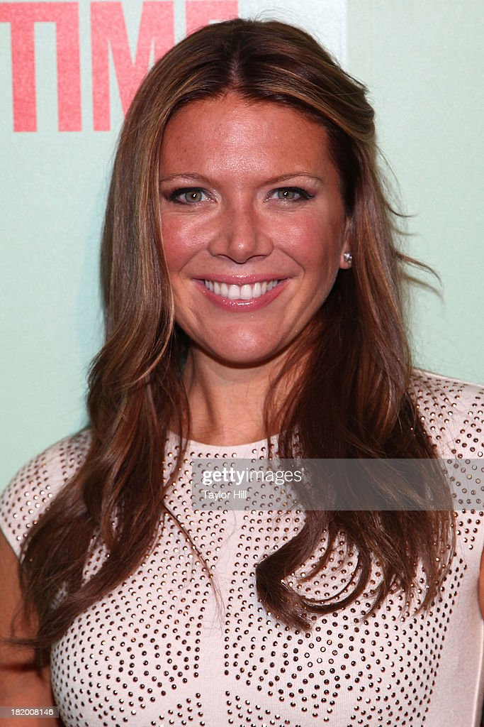 Trish Regan attends 'Masters Of Sex' New York Series Premiere at The Morgan Library & Museum on September 26, 2013 in New York City.