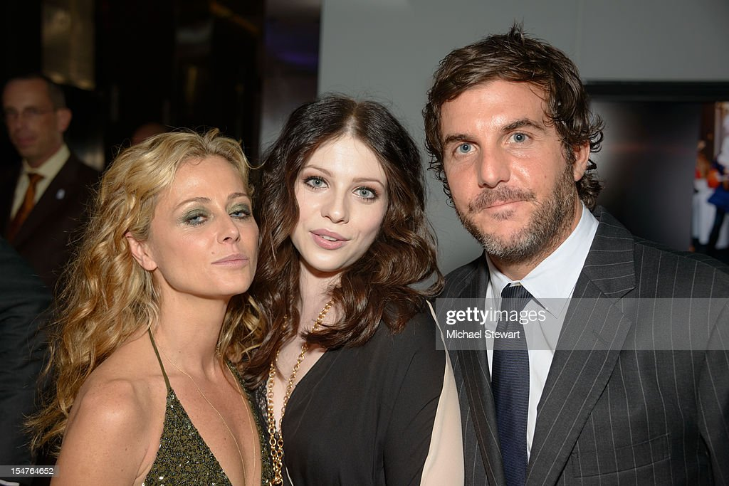 Trish Wescoat Pound, actress Michelle Trachtenberg and Haute Hippie CEO Jesse Cole attend the 2012 Masquerade Ball Benefiting Ronald McDonald House at Apella on October 25, 2012 in New York City.