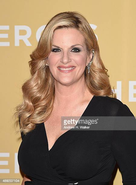 Trisha Yearwood attends the 2014 CNN Heroes An AllStar Tribute at the American Museum of Natural History on November 18 2014 in New York City