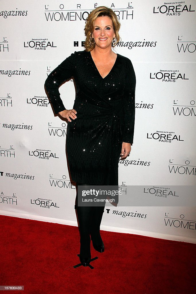 Trisha Yearwood attends the 7th annual Women Of Worth Awards at Hearst Tower on December 6, 2012 in New York City.