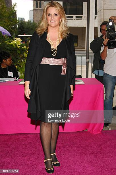 Trisha Yearwood during Redbook's 2006 Strength and Spirit Awards Outside Arrivals October 17 2006 at Lincoln Center in New York City New York United...