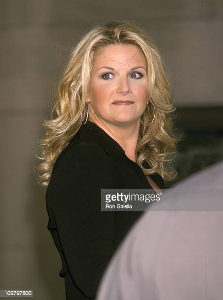 Trisha Yearwood during Trisha Yearwood Performs on NBC's 'Today Show Summer Concert Series' June 8 2001 at Rockefeller Center in New York City New...