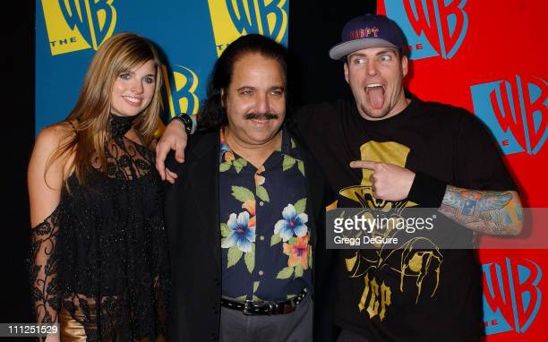 Trishelle Canatella Ron Jeremy and Rob 'Vanilla Ice' Van Winkle