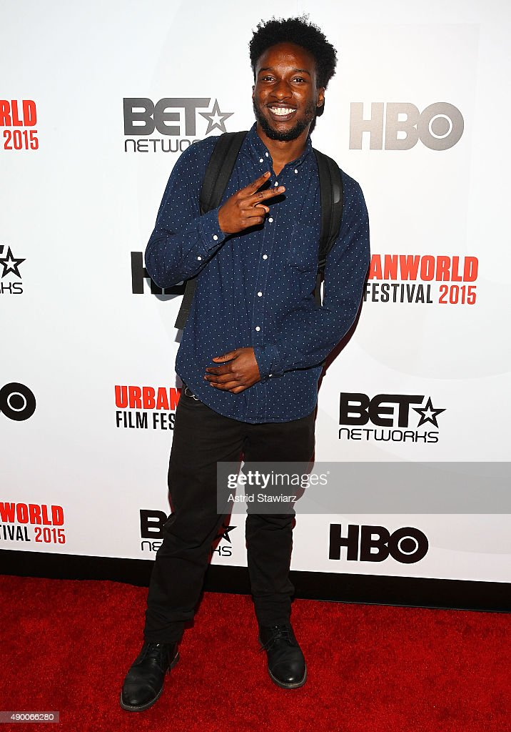 Tristan Daley attends the 2015 Urbanworld Film Festival at AMC Empire 25 theater on September 25, 2015 in New York City.