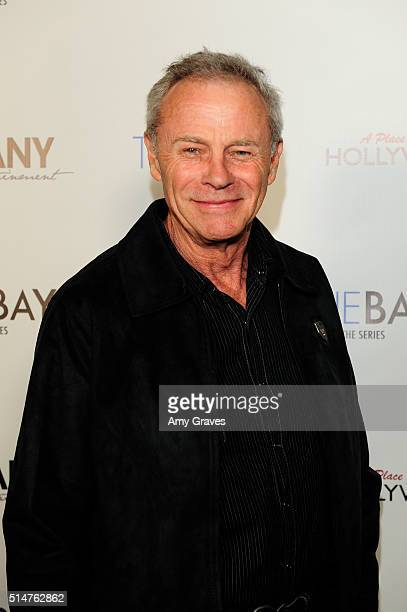 Tristan Rogers attends the 5th Annual LANY Entertainment Mixer at St Felix on March 10 2016 in Hollywood California