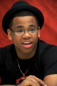 Tristan Wilds at the '90210' press conference at the Four Seasons Hotel on March 26 2009 in Beverly Hills California