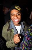 Tristan Wilds attends the after party for 'An Evening Celebrating Nas' presented by Hennessy VS at Hyde Lounge on February 8 in West Hollywood...