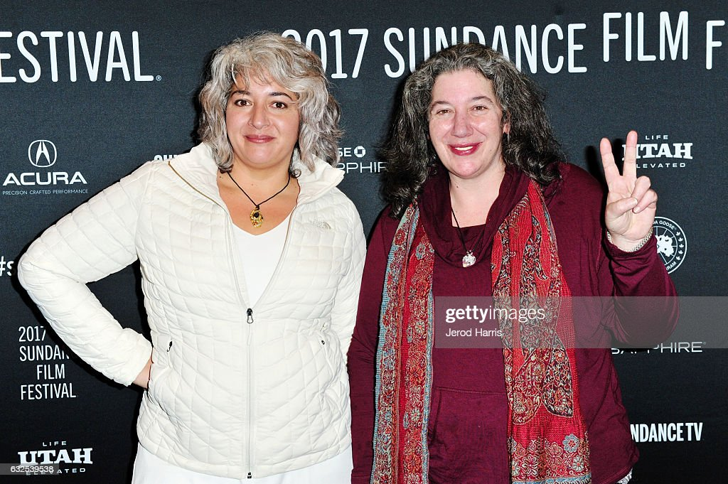 Trixie Garcia and Annabelle Garcia arrive at the 'Long Strange Trip' Premiere at Yarrow Hotel Theater on January 23, 2017 in Park City, Utah.