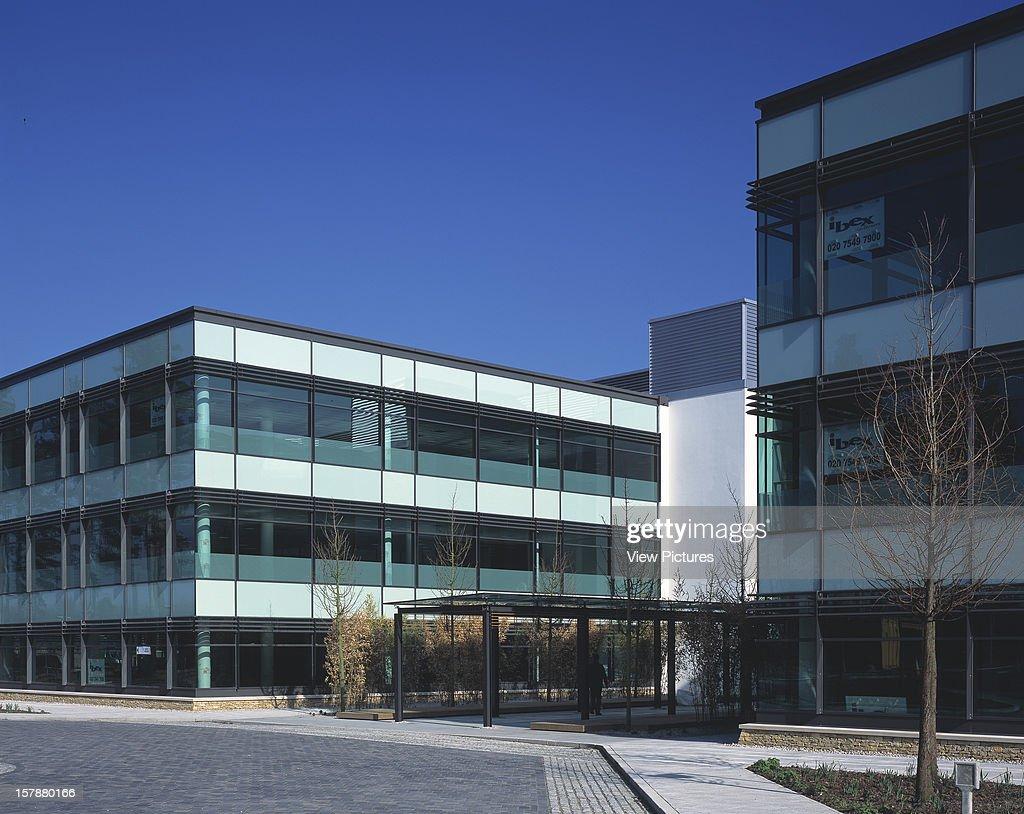 Thorne United Kingdom  city images : Trl Transport Reseach Laboratory Crowthorne United Kingdom Architect ...