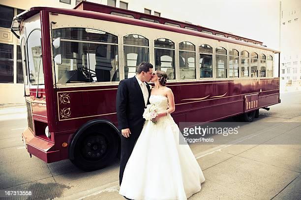 Tramway Portraits de mariage
