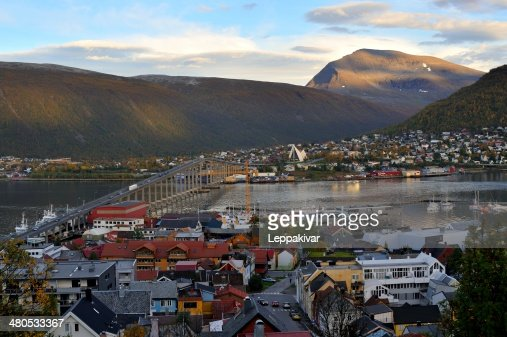 Tromsö : Stock Photo