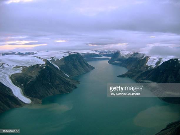 Tromso Fiord
