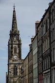 Tron Kirk, Royal Mile, Edinburgh, Scotland
