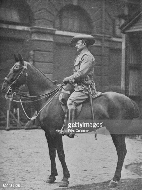 A Trooper in the Rhodesian Horse' 1902 The Second Boer War South Africa From Battles of the Nineteenth Century Vol III [Cassell and Company Limited...