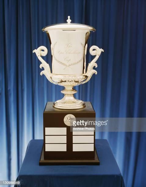 Trophy, close-up