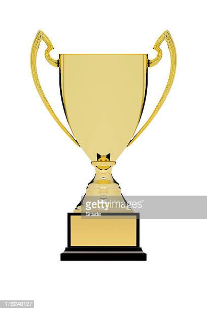 Trophy Mit Clipping Path