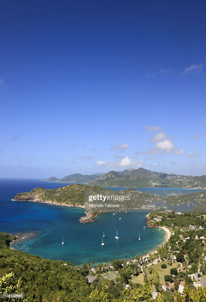 Tropical Bay, Antigua and Barbuda, Caribbean