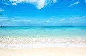 tropical beach in Okinawa prefecture