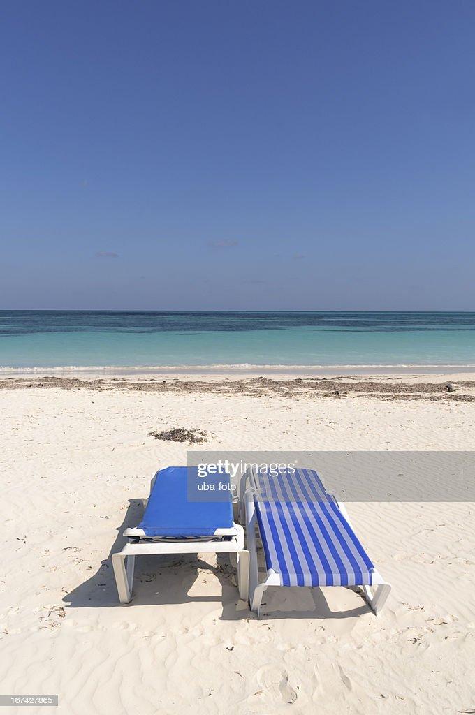 Playa Tropical : Foto de stock