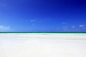 Tropical beach, Cayo Guillermo, Cuba