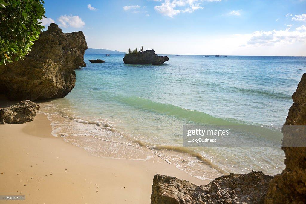 Tropical beach : Stock Photo