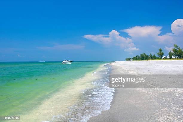 Tropical Beach - Sanibel Island