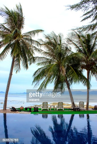 Tropical beach Thailand : Stock Photo