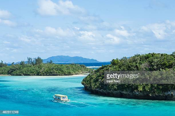 Lagoon Tropical Island: Ishigaki Island Stock Photos And Pictures