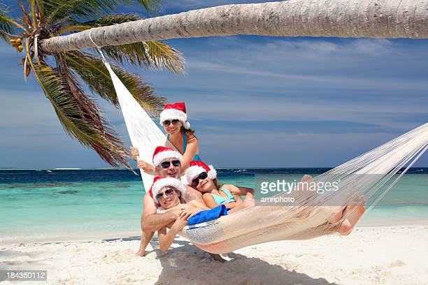 tropical salutations de Noël